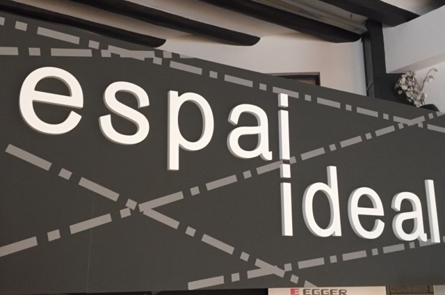 NOU LOCAL ESPAI IDEAL 2015