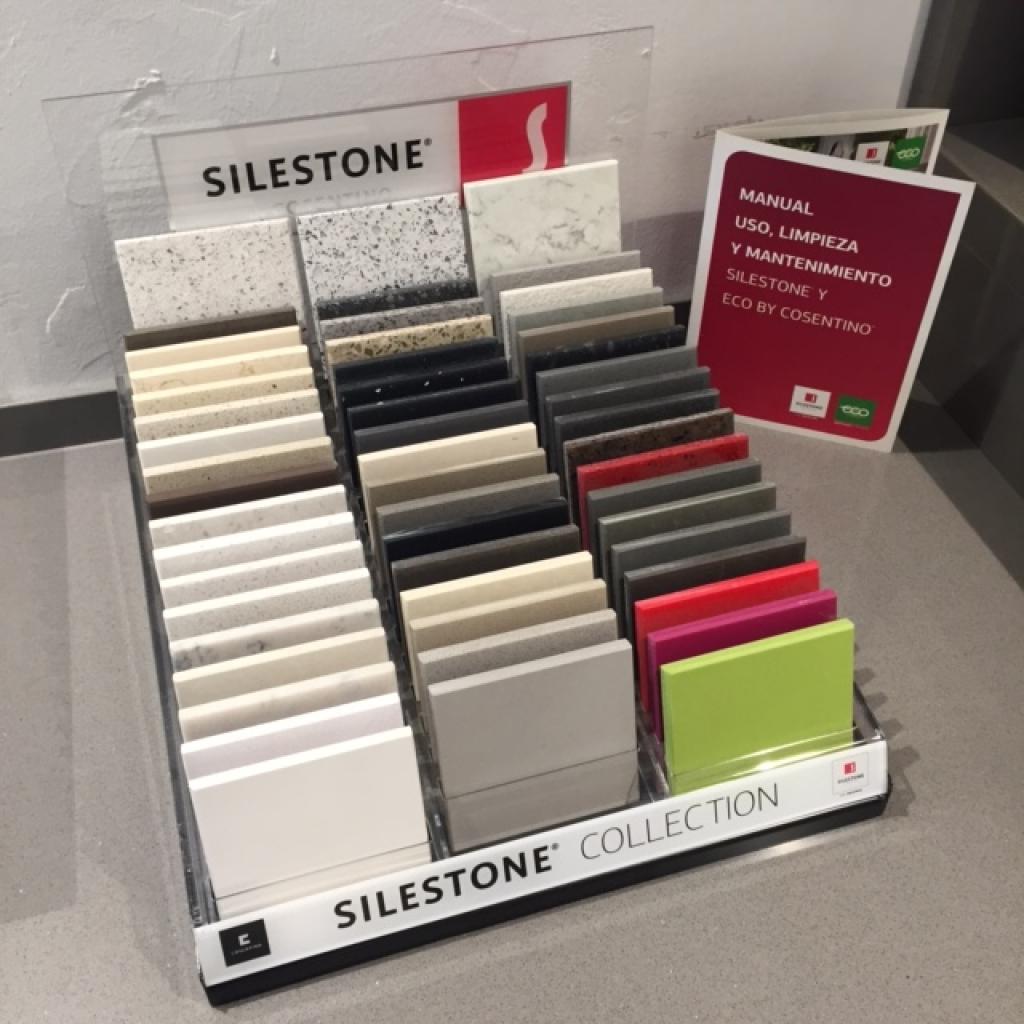 Silestone nuevos colores espai ideal for Silestone colores